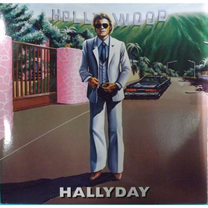 Hollywood 2014   Johnny Hallyday Double album réédition 2014
